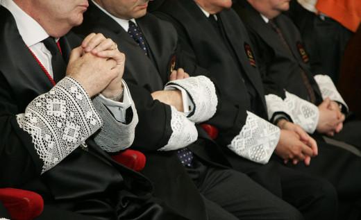 Imagen de una serie de abogados (Foto: El Abogado)