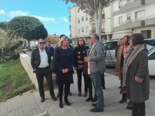 Las obras del centro sociosanitario en el Verge del Toro empezarán en 2019