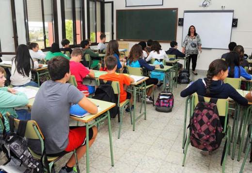 La mayoría del alumnado de Menorca asiste a centros públicos.