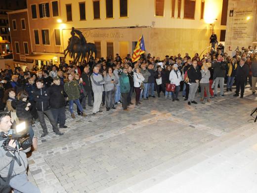 (Galería de fotos) Cacerolas para exigir la libertad de los políticos catalanes