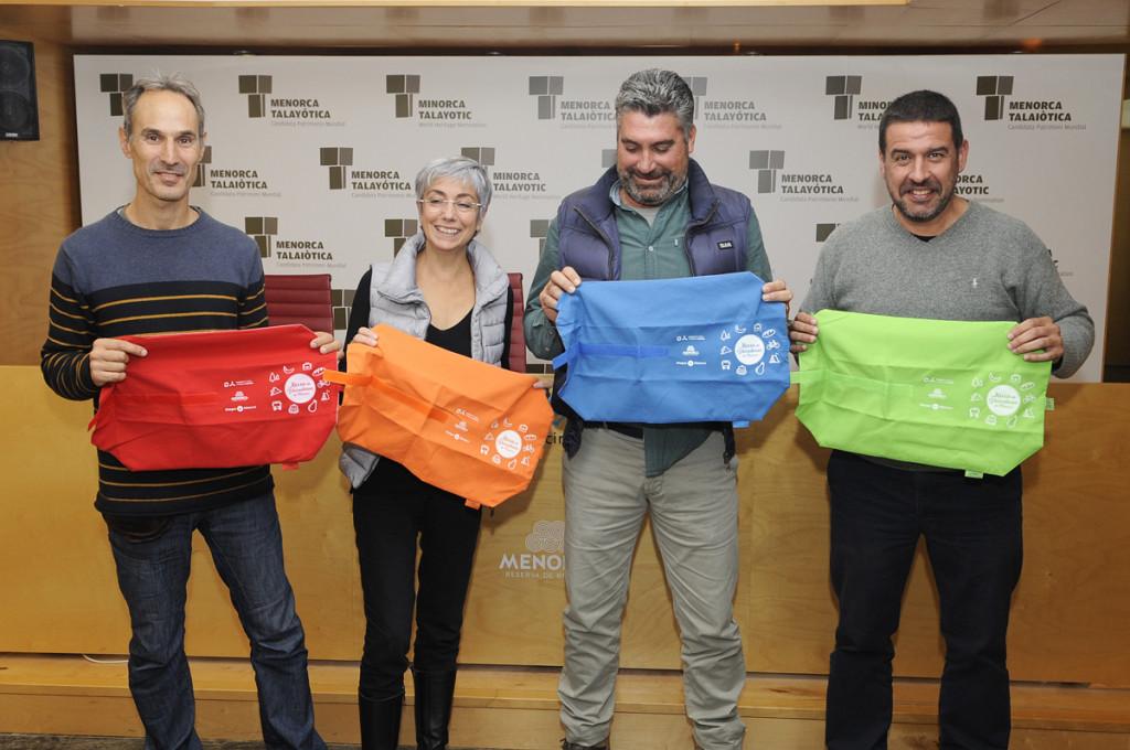 Imagen de la presentación de las jornadas (Foto: Tolo Mercadal)