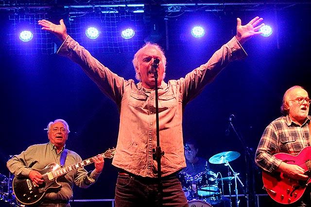 Un momento del concierto (Fotos: Jaume Fiol)