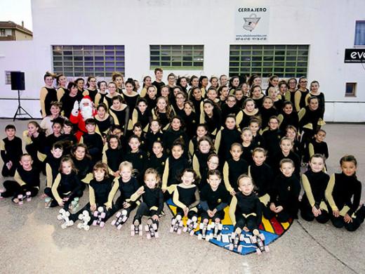 (Galería de fotos) Fiesta del patinaje en Maó