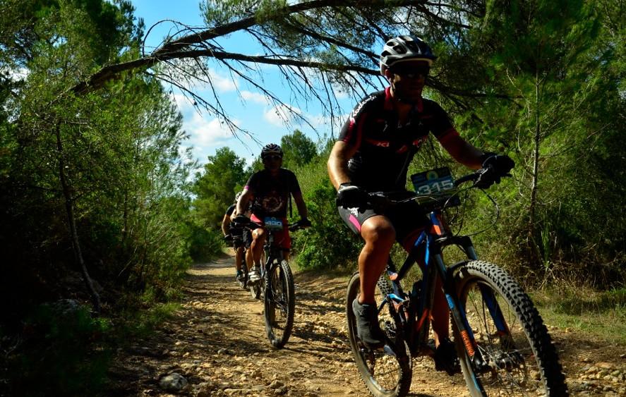 Recorrer Menorca en bicicleta se ha convertido en un importante atractivo turístico en Menorca