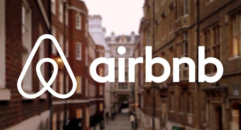 Logotipo de Airbnb.