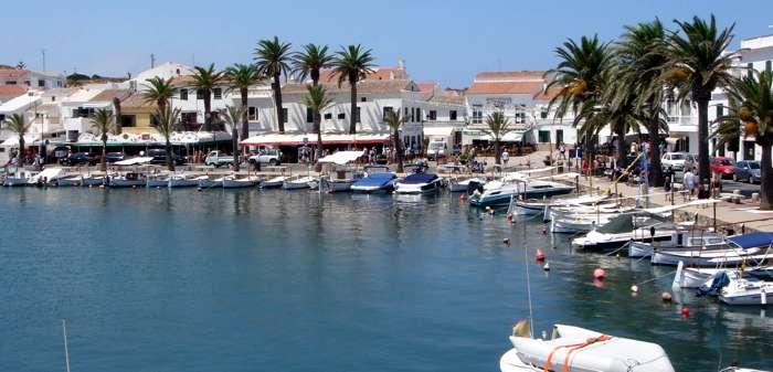 La medida afecta a todos los puertos de Menorca, excepto el de Maó que tiene gestión estatal