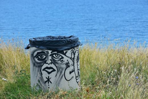 ¿Cómo acaban los plásticos en el mar?