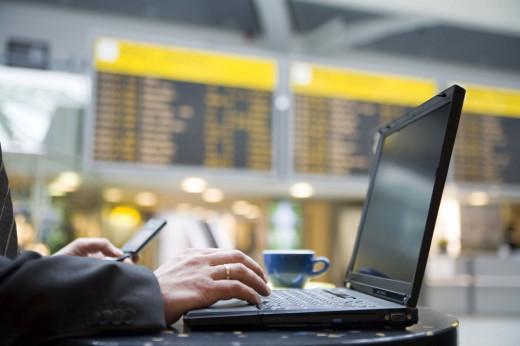 El nuevo servicio de WiFi, en el que Aena es el proveedor, ofrece una mayor velocidad.