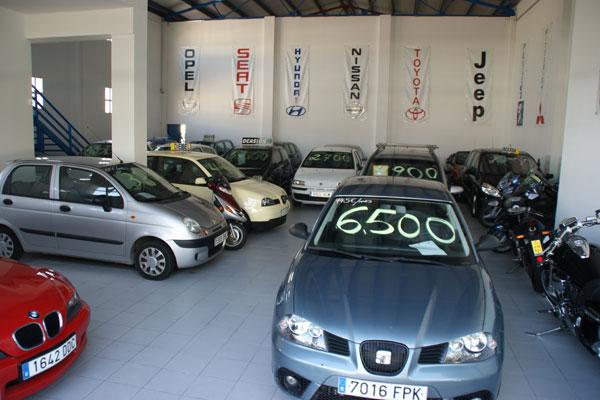 5404 vehículos de ocasión fuerón vendidos este pasado mes de Noviembre.