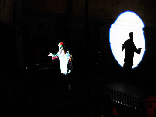 (Fotos) Los Llumets alumbran Maó