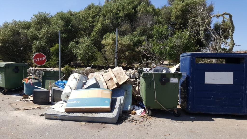 Mejoras en el tratamiento de residuos