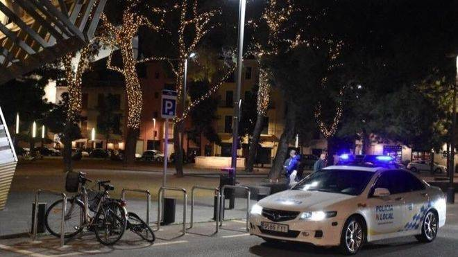 Los hechos han sucedido en Palma.