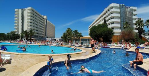 Hay hoteles que no recibirán turistas hasta mediados de mes