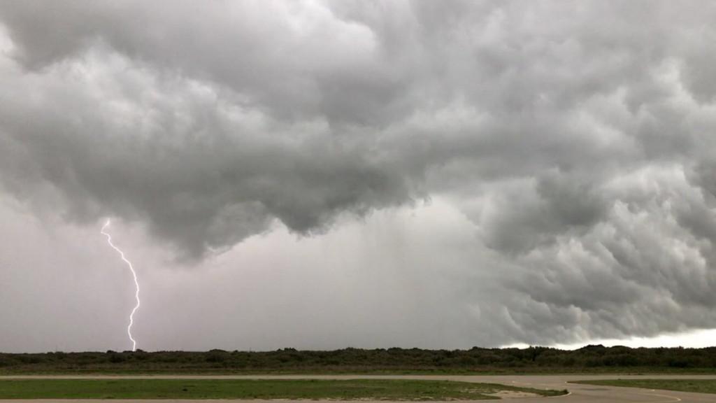 Fotos: Meteo Menorca