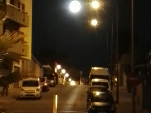 (Fotos) Las imágenes de la Superluna en Menorca