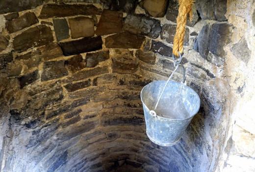 Pozos, cisternas o aljibes