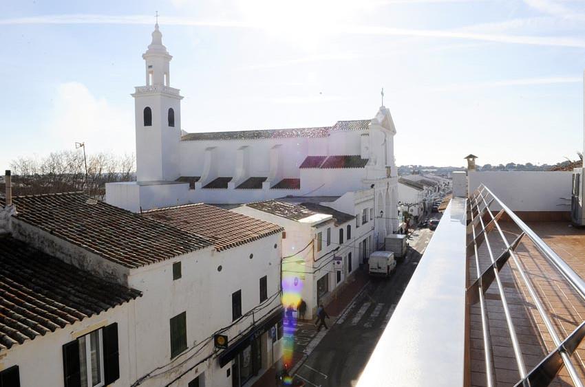Vista de la localidad de Sant Lluís