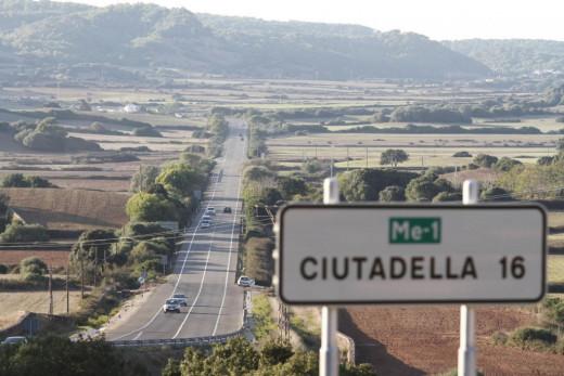 Ciudadanos presenta varias propuestas para mejorar la carretera general