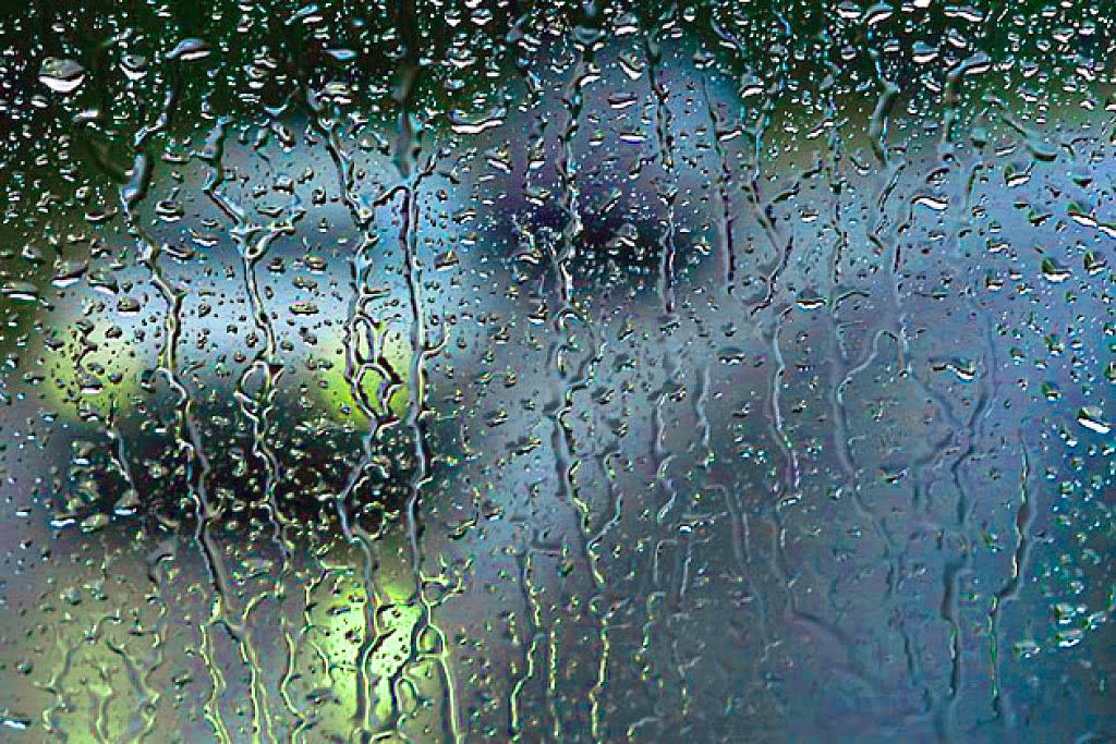 Lluvia durante la noche en algunas zonas de la Isla.