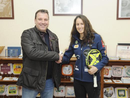 Gemma Triay renueva como embajadora del queso Mahón-Menorca