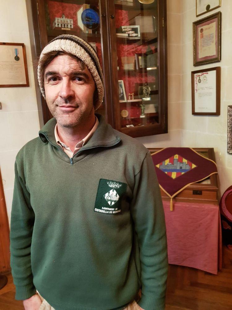 Lluís Soler Carretero.