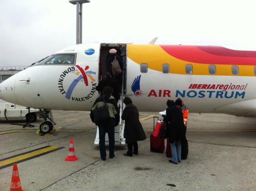 No a los vuelos a 30 euros.