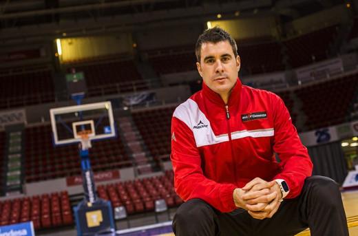 Luis Arbalejo ha dimitido como director de cantera del Basket Zaragoza. Foto: Tecnyconta Zaragoza