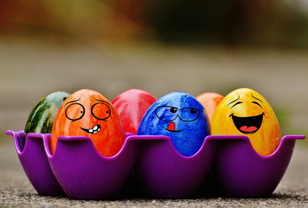 Ser feliz y transmitirlo a los demás