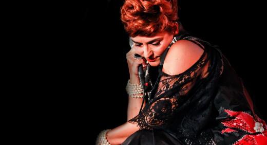 La cantautora de Cerdeña actuará en el Teatre Principal de Maó este viernes.
