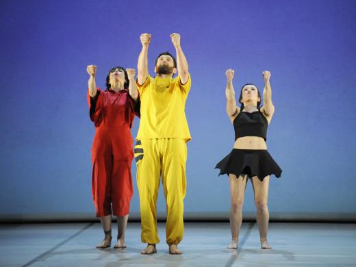 (Fotos) Joan Miró desde la danza