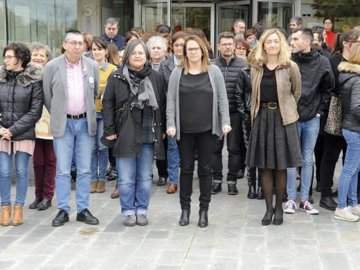 (Fotos) Menorca se vuelca en el Día de la Mujer Trabajadora