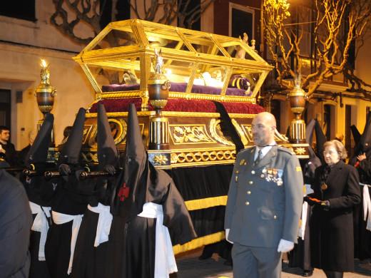 Procesión del Sant Entierro.