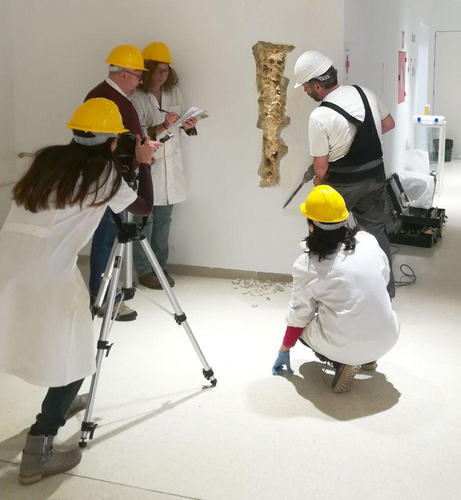 El Museu de Menorca se sumó a las bromas  del 1 de abril.