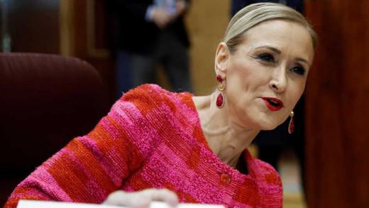 Cristina Cifuentes ha presentado su dimisión como presidenta de la Comunidad de Madrid.