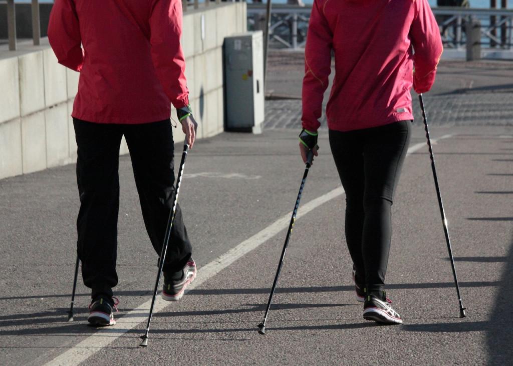 Caminar es saludable