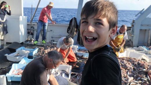 Pescaturismo para salvar la pesca