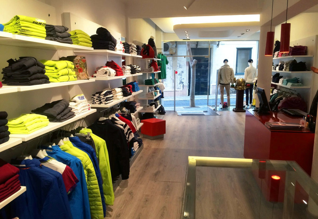 Imagen del interior de una tienda (Foto: Tolo Mercadal)
