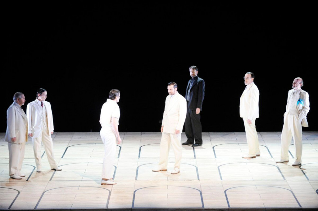 Momento de la obra en el Principal (Foto: Tolo Mercadal)