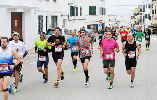 Imagen de archivo de la carrera (Foto: Tolo Mercadal)