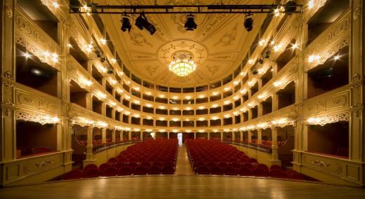 Teatre Principal de Maó.
