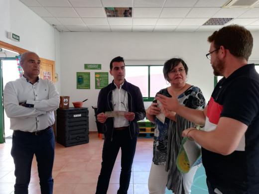 (Galería de fotos) Menorca y sus vínculos con Lanzarote