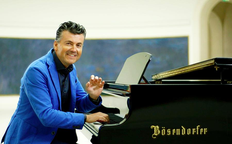Ramon Gener regresa al Principal para hablar de Rigoletto ...