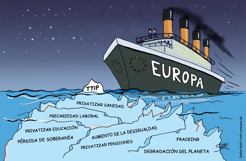 ¿Cómo nos afectan esos acuerdos internacionales?