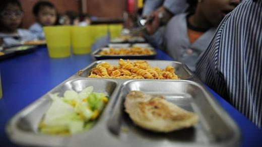 Trece centros escolares de la isla disponen de comedor