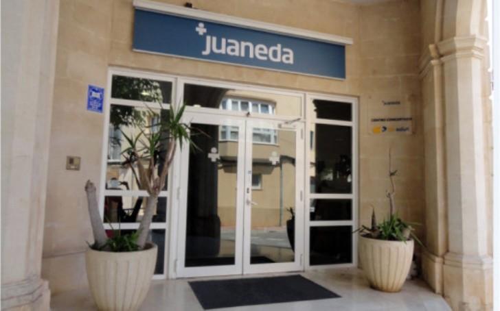 El joven herido ha sido trasladado a la Clínica Juaneda