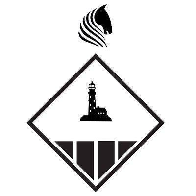 Este es el escudo del ficticio municipio de Menorca.