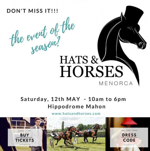 hats and horses