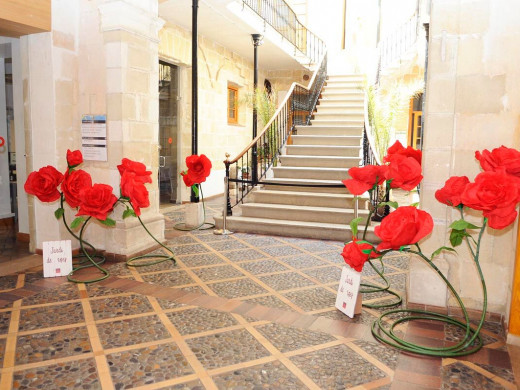(Fotos) Días de flores en Alaior