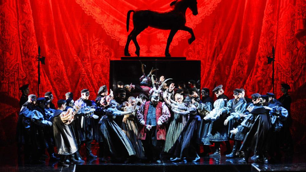 La maldición de Rigoletto.