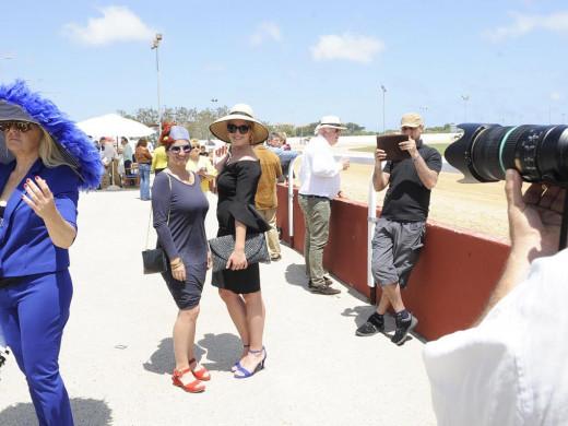 (Fotos) Hats&Horses, alto nivel en el hipódromo